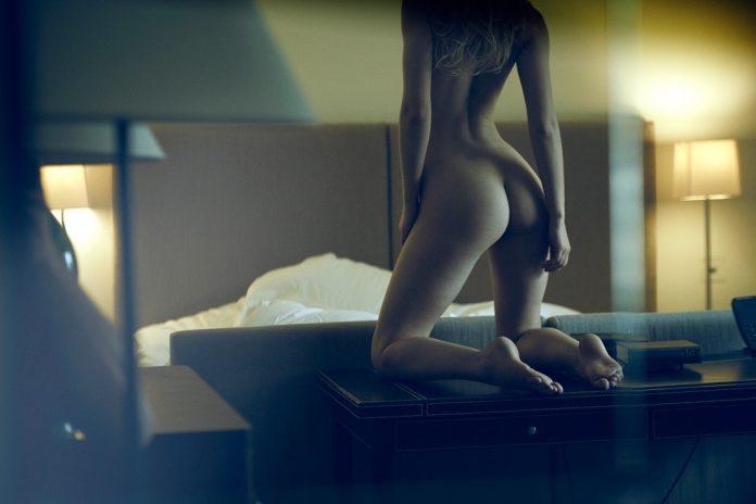 sexy zábery žien