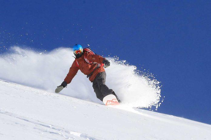 snowboardove triky