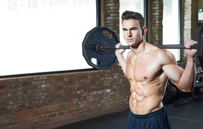 ako si vybudovat svaly