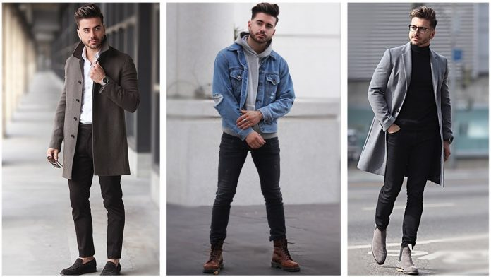 topánky na zimu pre pánov