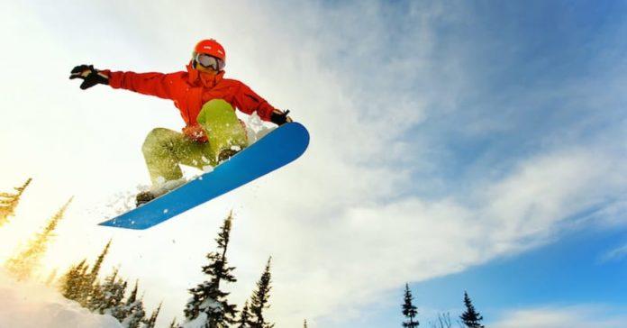 netradičné zimné športy